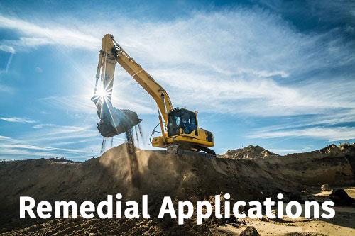 EnviroBlend Remedial Applications